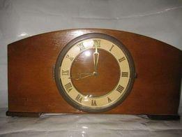 часы настольные каминные механические с боем НЧВ-6 СССР 1961 г