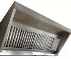 Commercial Kitchen Extractor Canopy / hood
