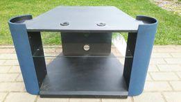 Stolik pod telewizor, używany, ciekawy design, używany, sprawny, P-ń