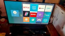 Hisense 55 inches smart TV