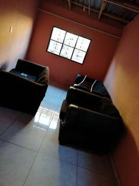 Garage Available pimville only 2 people allowed kids r nt allowed