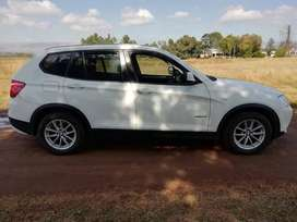 Well looked after - 2012 BMW X3 2.0i X-Drive
