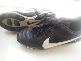 Nike кожаные бутсы. Оригинал. 33р