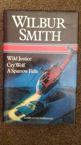 Wilbur smith. 3 in one