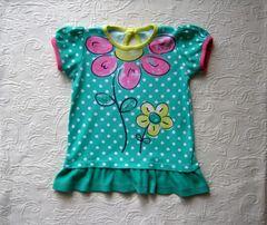 George туничка - платье для девочки на 6-9 мес., 68-74 см.