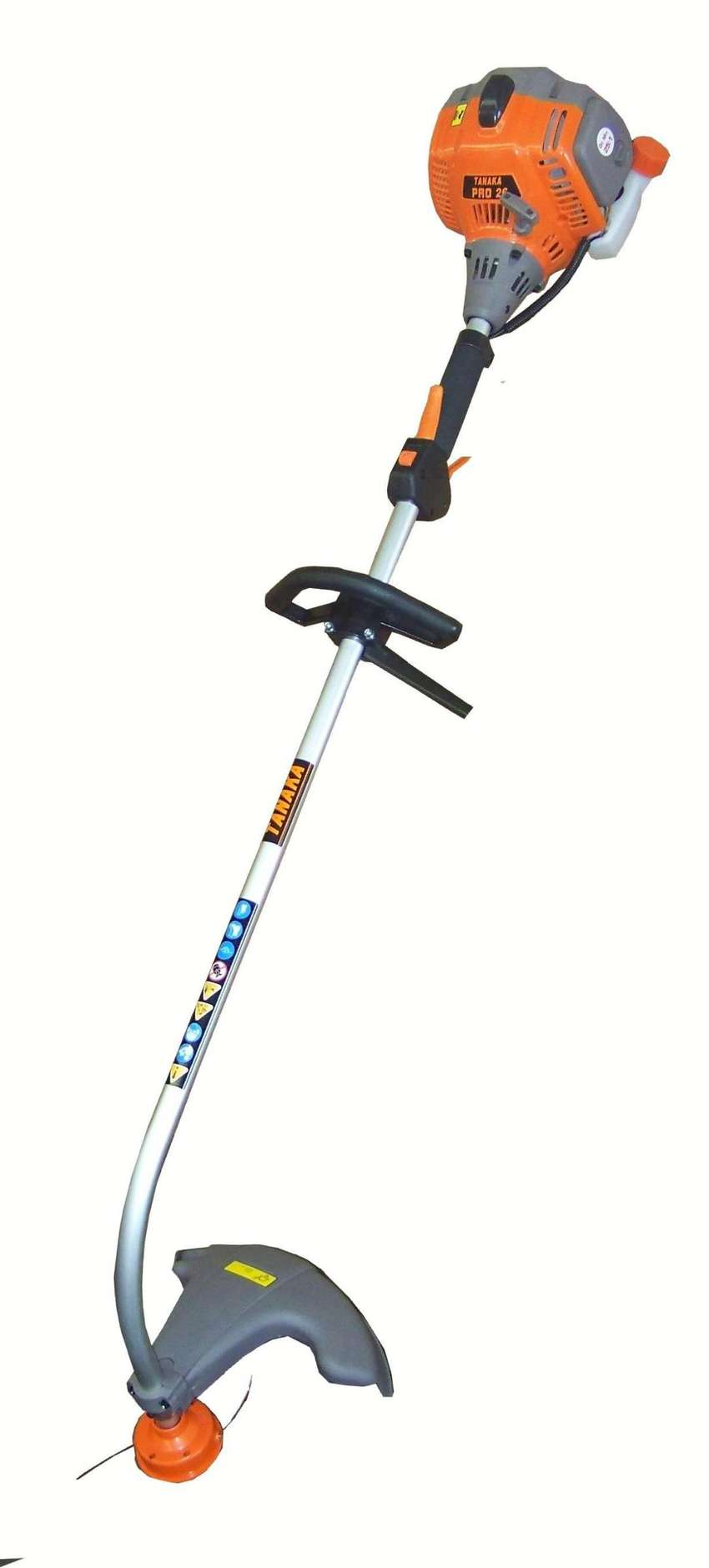 26cc Bent Shaft Trimmer Brush cutter 2-stroke compare, Power Pr 0