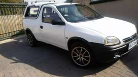 Opel Corsa Lite Bakkie 2001  1.4 , Price Negotiable