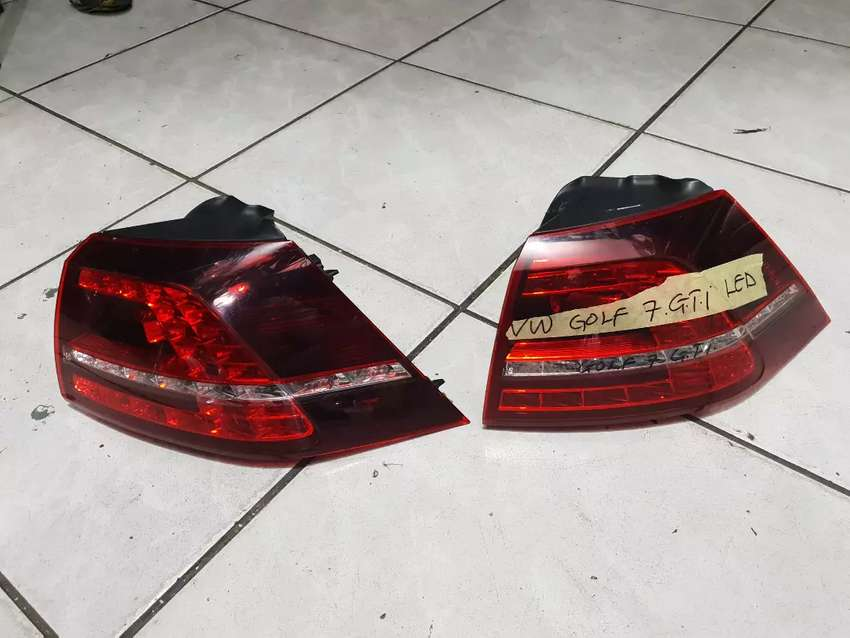 GOLF 7 GTI LED TAILLIGHT 0