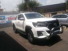 2019 Toyota Hilux 2.8 GD-6