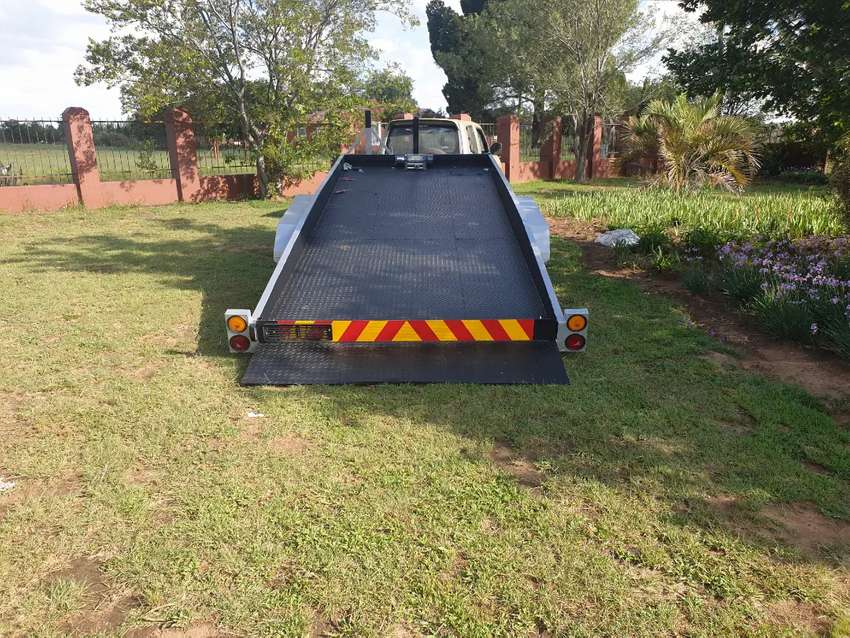 Towing Ready Car Trailer for sale 0