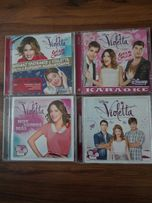 Płyty Violetta- cena za wszystkie