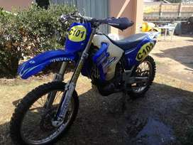 Selling my Yamaha 250 yz