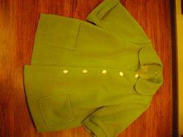 Женское пальто с юбкой (большой размер)