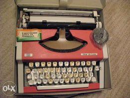 UNIS de LUXE ретро печатная машинка рабочая для интерьера в стиле ЛОФТ
