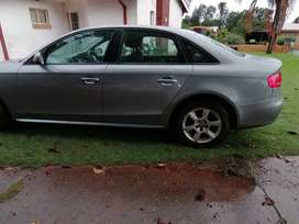 Audi A4 1.8T Attraction