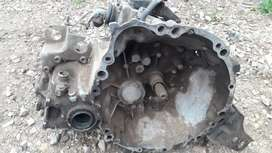 Toyota Conquest Gearbox
