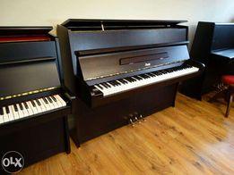 pianino rosler petrof gwarancja