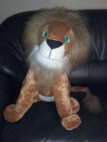 Pluszak lew duży. Nowy.Ekologiczny