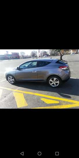 Magnificient 2010 Renault Megane. Accident-free