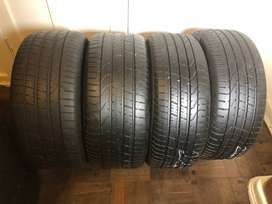 245 45 R19 and 275 40 R19 Pirelli Run Flat Tyres