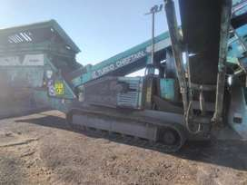 Terex finley mobile crusher for sale