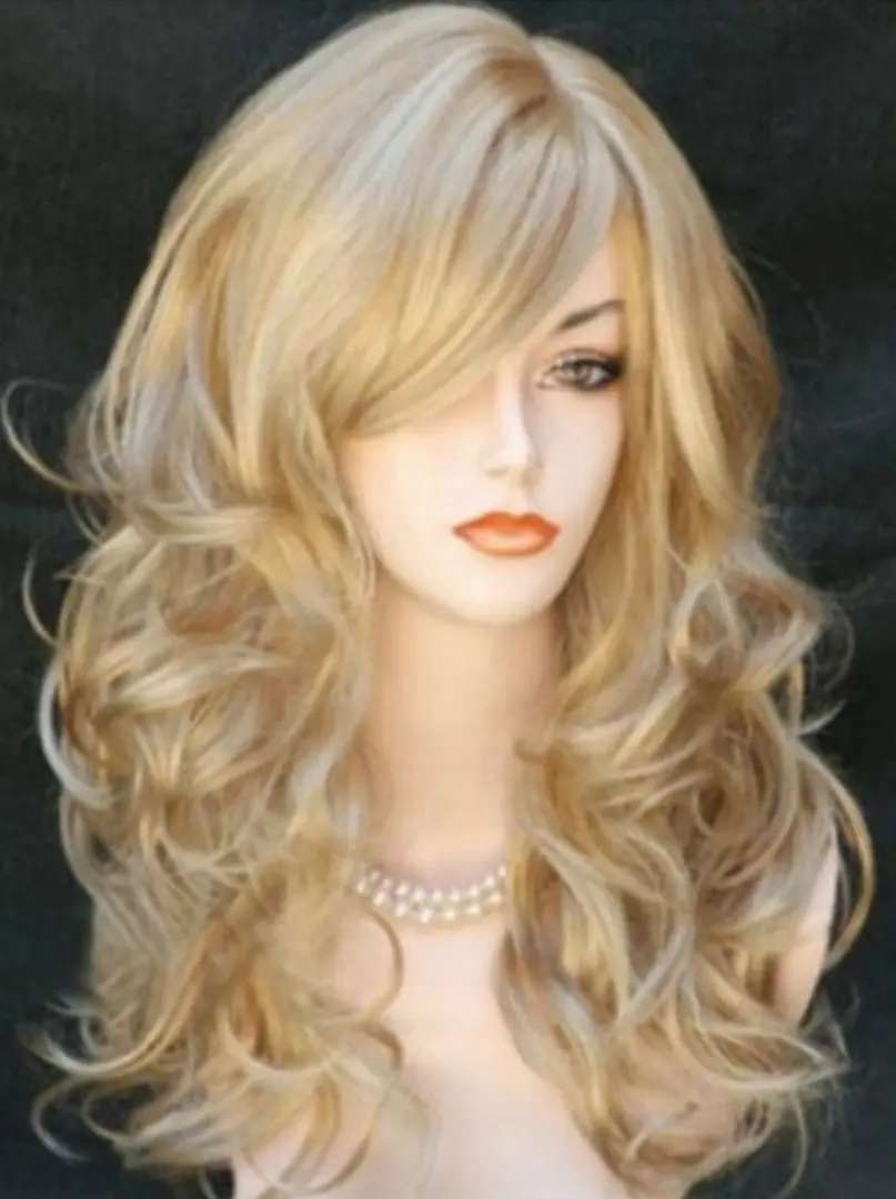 Various Wigs for Sale