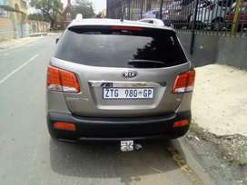 Kia Sorrento 3.0 V6 Automatic