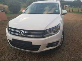 2013 VOLKSWAGEN TIGUAN 1.4 TSI FOR SALE