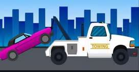 Affordable private towing