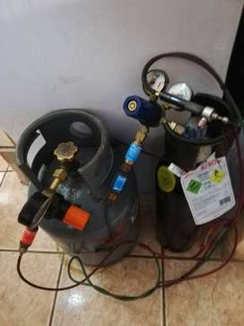 Afrox PortaPak, Gas Cylinder and Oxygen Cylinder