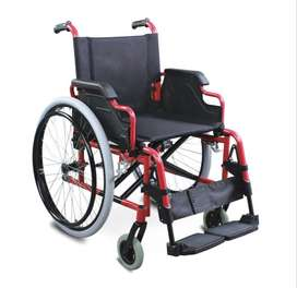 Wheelchair - Lightweight - Ultra Deluxe - FREE DELIVERY. On Sale!