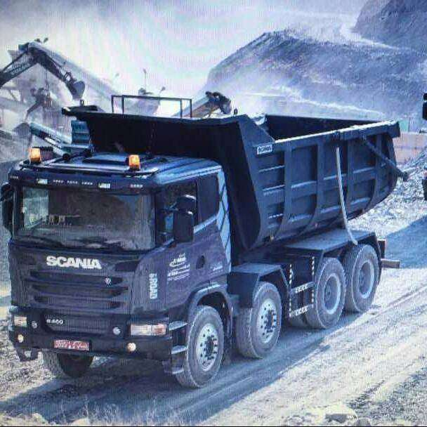 Tipper trucks for rentals 0