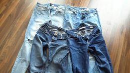 Spodnie jeansowe 4 sztuki Zara Reserved 36/38