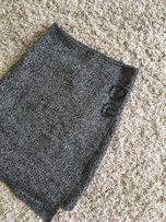 Spódnica tweed elegancka 40/L