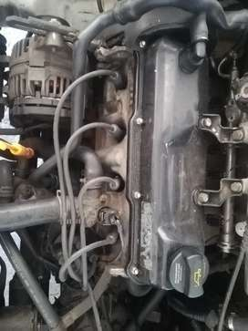 Complete engine 1600 injection 2009 rox afx motor