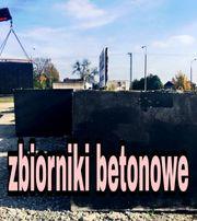 Szambo betonowe Tykocin producent szamba szambo zbiornik na ścieki