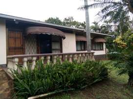 House in Manaba Margate