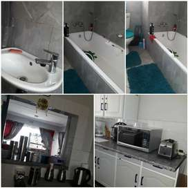 2 bedroom flat.recently renovated