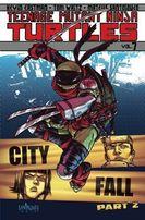 Комиксы Teenage Mutant Ninja Turtles (Черепашки ниндзя)