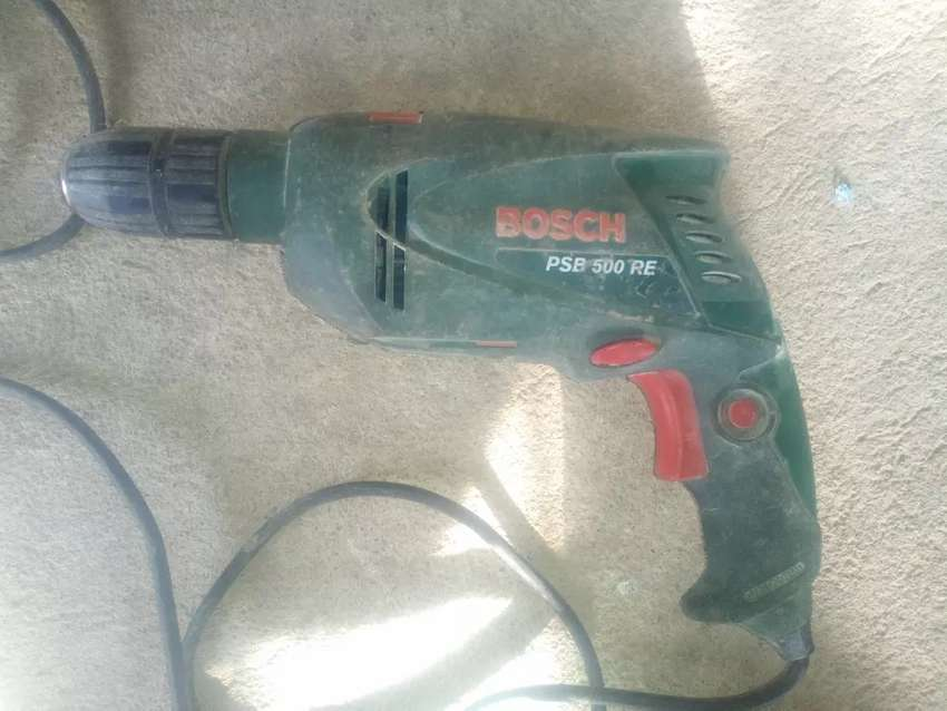 Home use Bosch drilling machine 0
