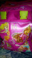 Отличный вместительный рюкзак Winx