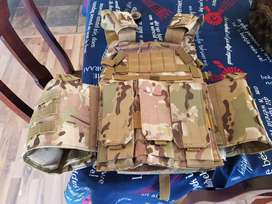 Bullet Proof Plate Carrier