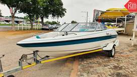 Good Looking Fazer XT with Yamaha Engine Family Boat
