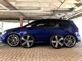 VW GOLF 7 R Rims