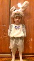 Зайка зайчик ангел,тыква, ежик,мишка,медведь,гном костюм на прокат