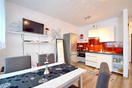 Apartament Kryształowy Amber Sand w Kołobrzegu(38m2)