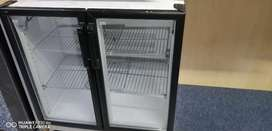 Palfridge undercounter display fridge