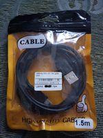 Продам мини кабель V3 1.5м для GPS