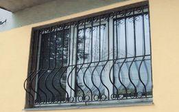 Решетки на окна, раздвижные решетки на окна и двери, решетчатые двери