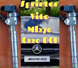 Mercedes Benz Sprinter and Vito Injectors for sale